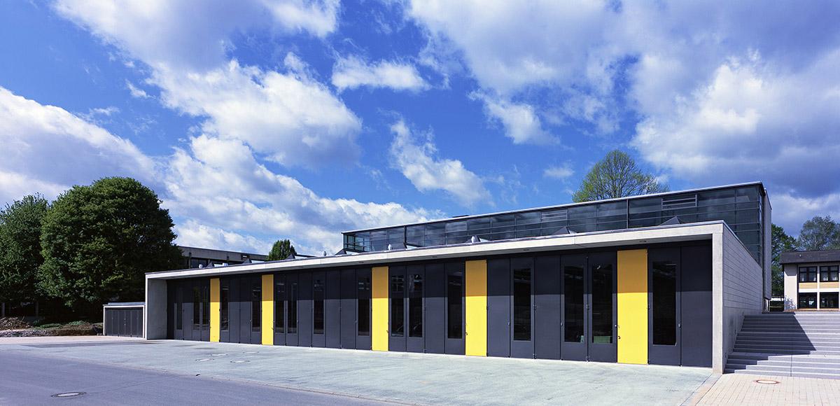Schulzentrum Buchen