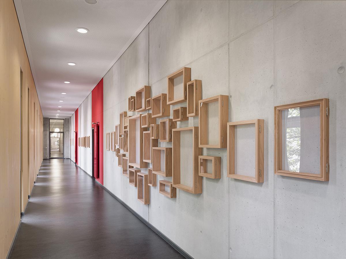 erweiterung fichte gymnasium karlsruhe  architektur klinkott architekten yorckstraße 43 76185 karlsruhe www.klinkott-architekten.de